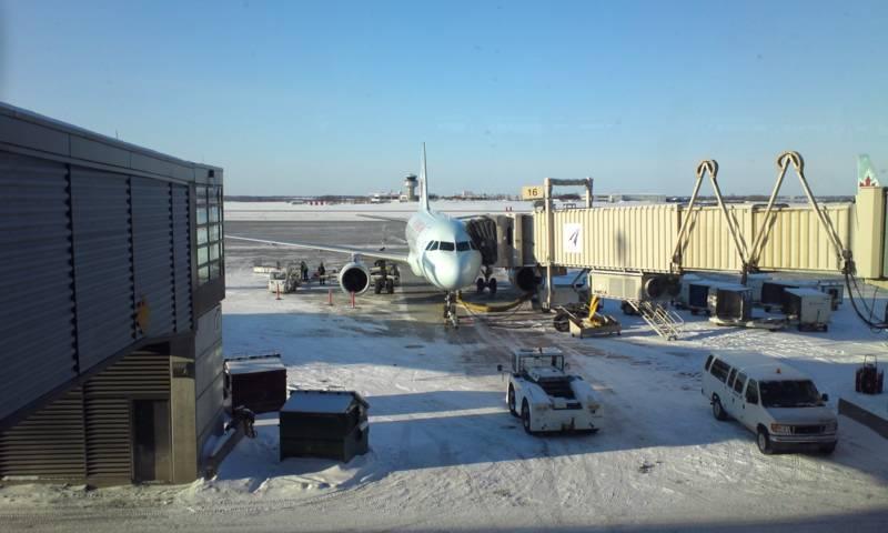カナダ旅行7日目 帰国の途
